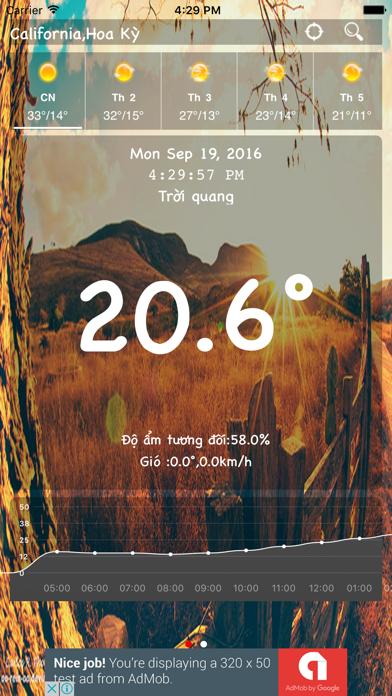 Weather-TN - Dự báo thời tiết ,Thông tin thời tiếtのおすすめ画像2