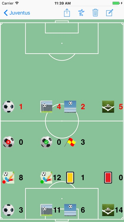 iSoccer Scout screenshot-3