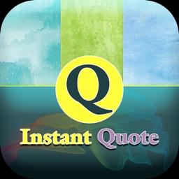 Instant Quotes Creator