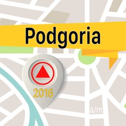 Podgoria Offline Map Navigator and Guide