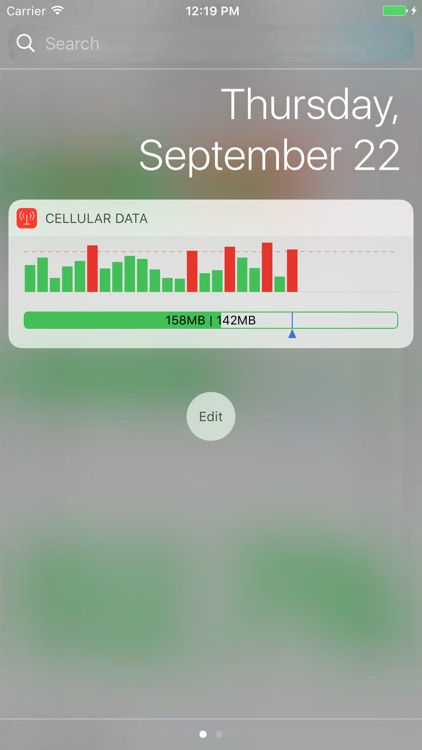 Data Widget screenshot-0