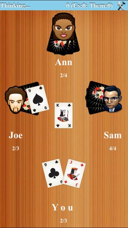 Spades - Free Card Game screenshot-4