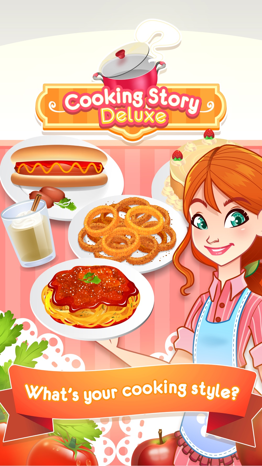 Cooking Story Deluxe – Fun Cooking Games Cheat Codes