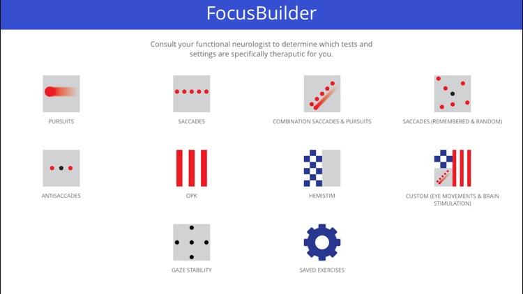 Focus Builder screenshot-3