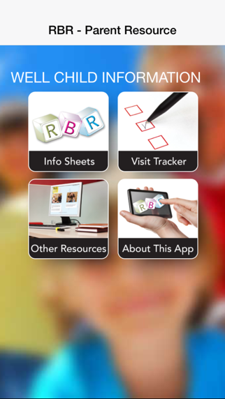 RBR Parent Resource screenshot one