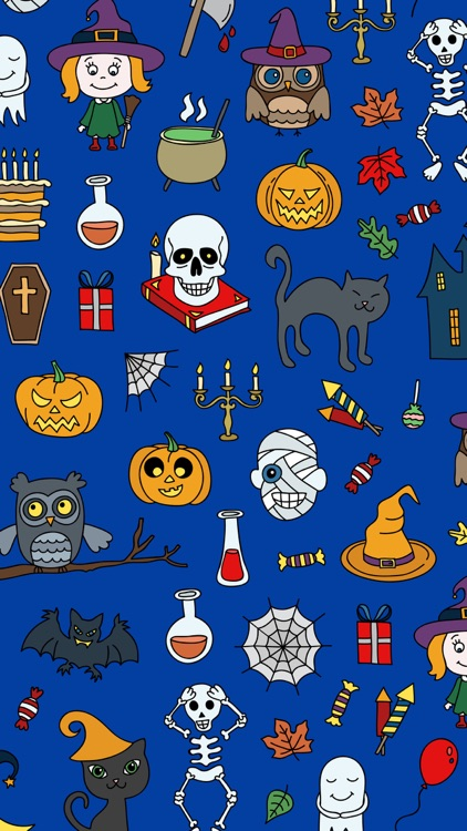 Halloween 2 Stickers Pack