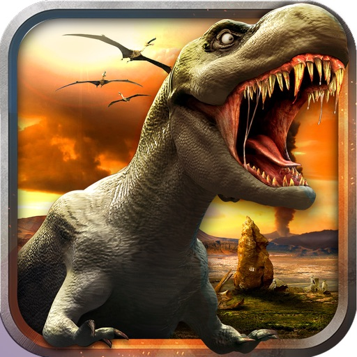 Dinosaur Hunter Pro 2016: T-Rex Wild Animals Rifle Shooting Hunting Simulator iOS App