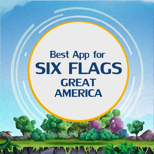 The Great App for Six Flags Great America