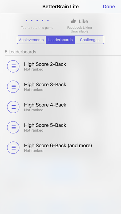 BetterBrain Lite screenshot three