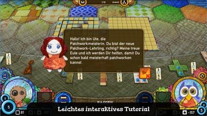 Patchwork Das SpielScreenshot von 5