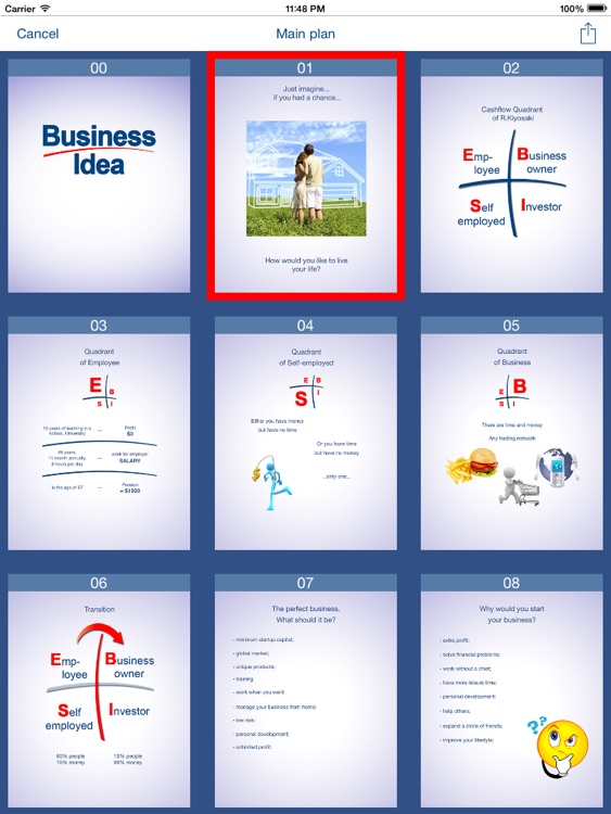 Business Idea HD Premium screenshot-3