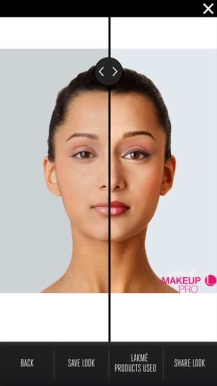 Lakme Makeup Pro screenshot-3