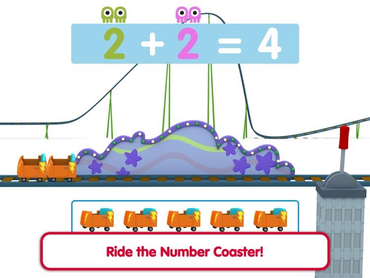 Pocoyo Playset -  Math Fun Park screenshot-3