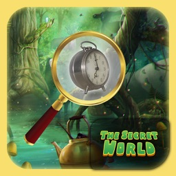 The Secret World Free Hidden object Game