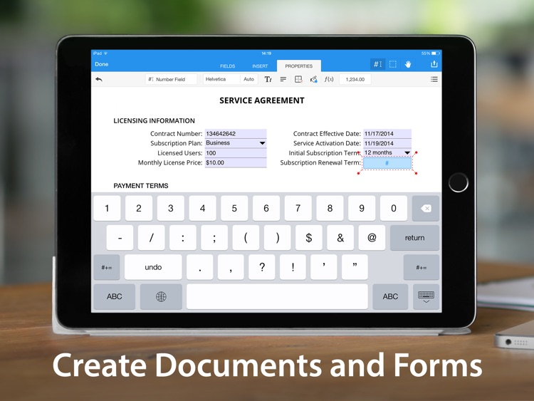 PDF Office - Create & Edit PDF screenshot-3