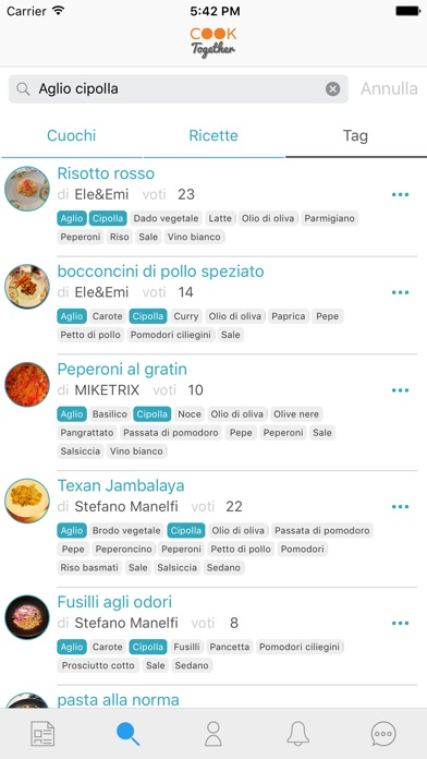 Cook Together - Ricette e Cucina