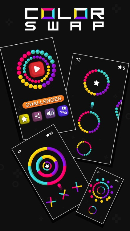 Star Pop In Purple Color Wheel 2k16 By Saqib Khan