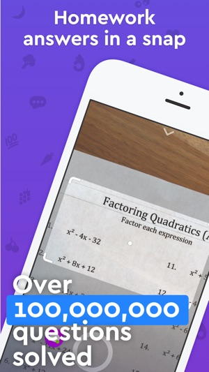 The Question Isnt How Much Homework Its >> Socratic Math Homework Help On The App Store