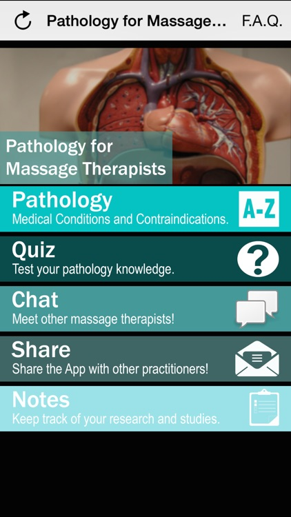Pathology For Massage Therapists