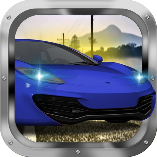 Race Car Without Frontiers - Addictive Extreme Speed