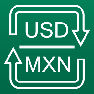 Mexican Pesos to Dollars and USD to MXN converter app