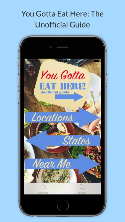 You Gotta Eat Here TV Unofficial Guide