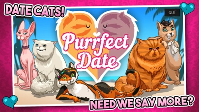 Screenshot #6 for Purrfect Date