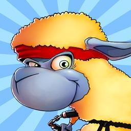 Kung-Fu Sheep