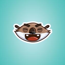 Otter Emoji
