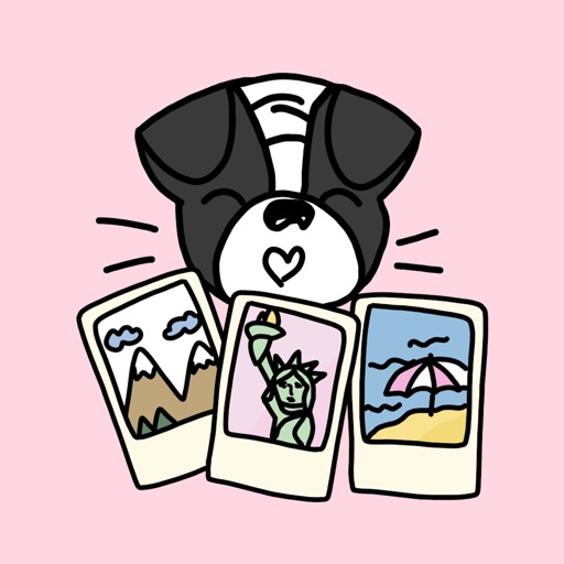 Frenchie Travel Stickers by Yeah Bunny