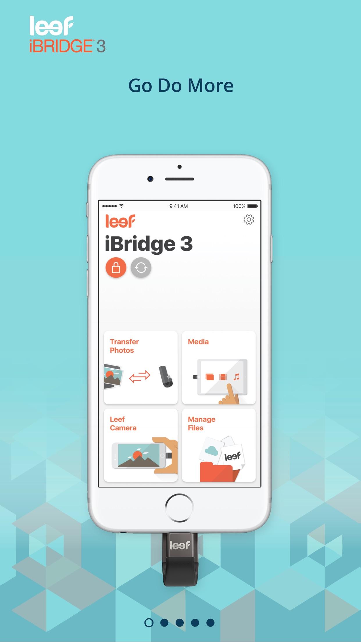 iBridge 3 Screenshot