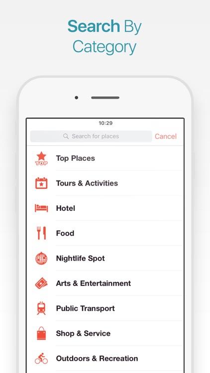 Paris Travel Guide and Offline City Map screenshot-4