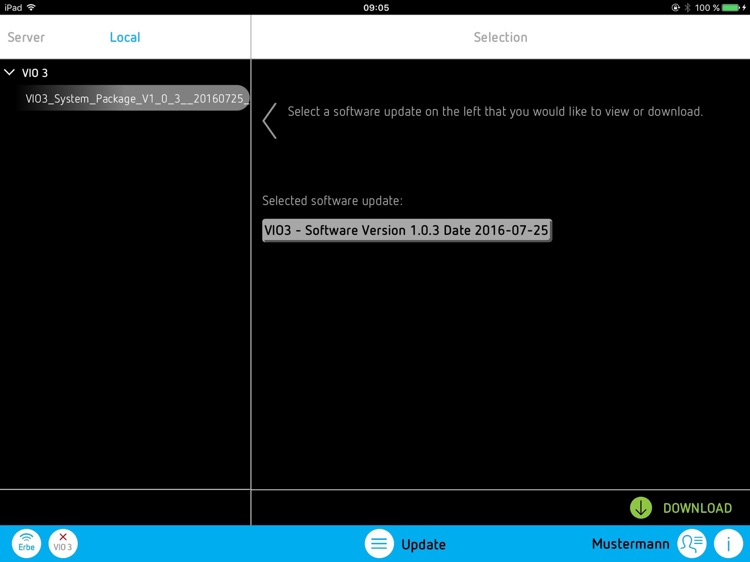Erbe Support App screenshot-4