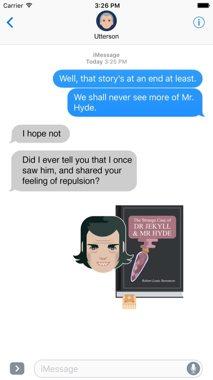 GCSEPod Stickers: Jekyll & Hyde