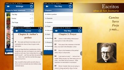 Screenshot for San Josemaría in Ecuador App Store