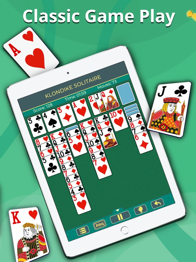 Beautiful solitaire 3 Card Draw