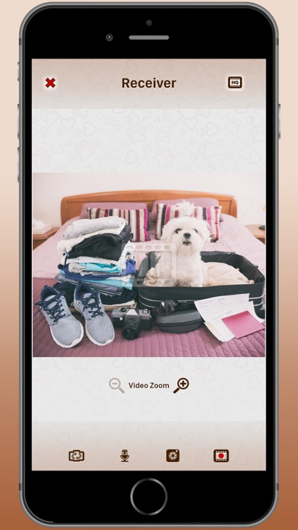 Cam2Pet - Pet | Dog Camera App