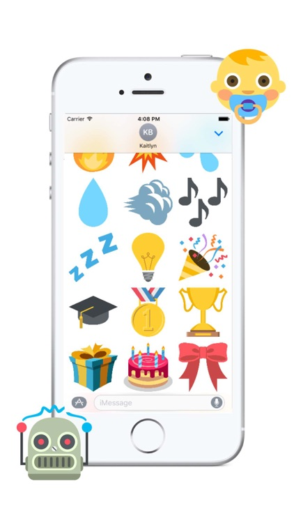 Emoji Stix - New Emoticons, Smiley Faces & Icons screenshot-3