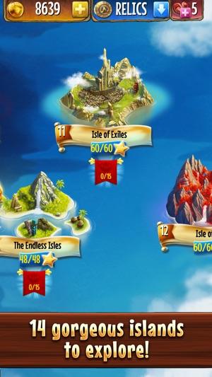 Best Match 3 Games Jewel Quest In De App Store