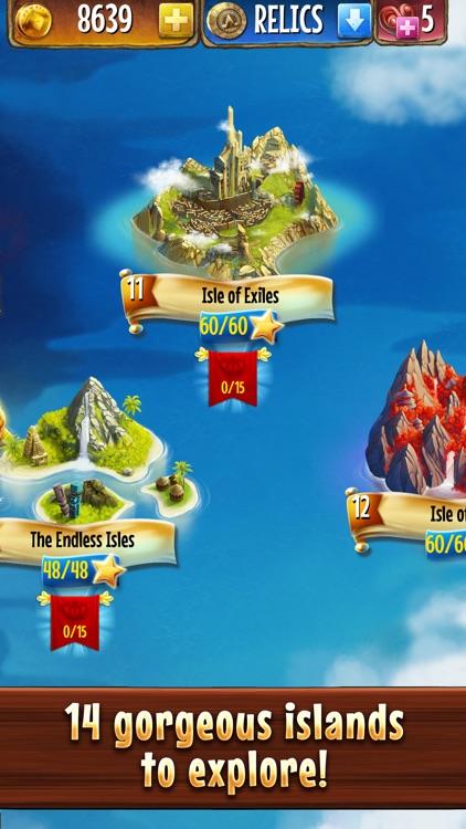 Jewel Quest: Best Match 3 Games screenshot-4
