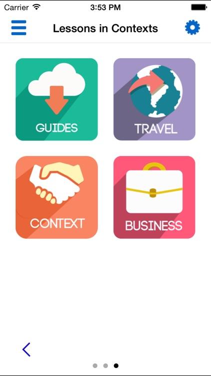 English Study for Arabic Speakers - Smart Learning screenshot-4