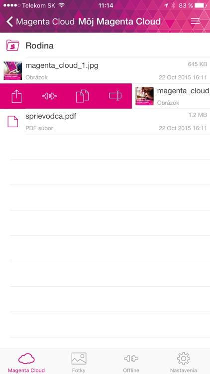 Magenta Cloud screenshot-3