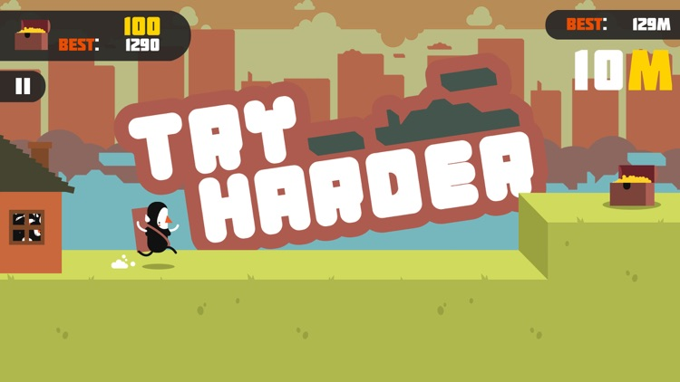Try Harder screenshot-4