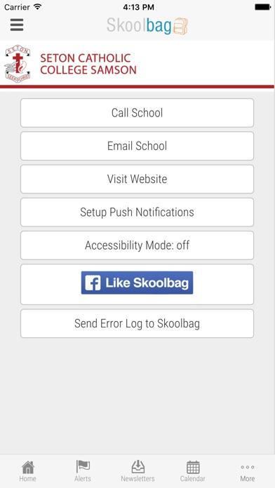 Seton Catholic College - Skoolbag | App Price Drops