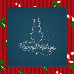 Creative Christmas HD Frame - Creative Design App