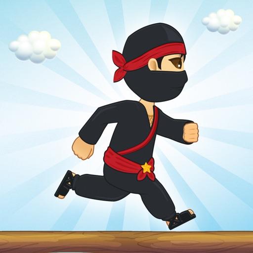 Ninja Run - The Ultimate Hero Ninja..!!