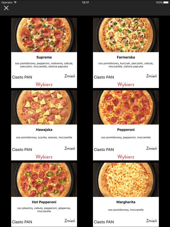 Pizza Hut Polska-ipad-2