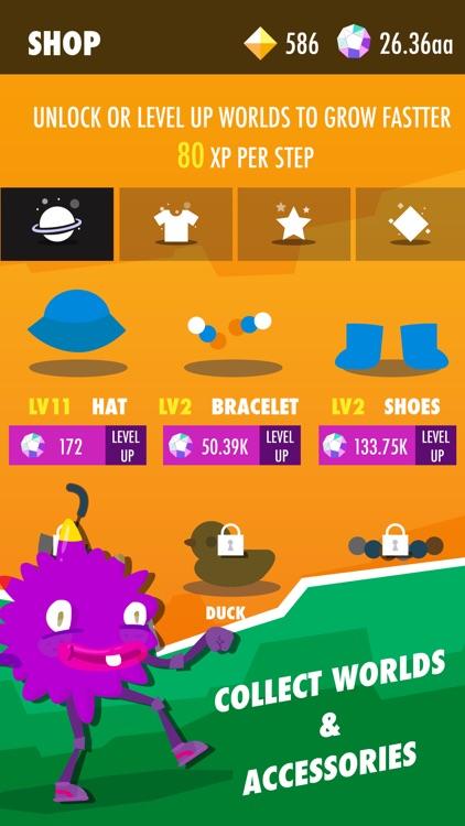 Wokamon - Fitness Game screenshot-4