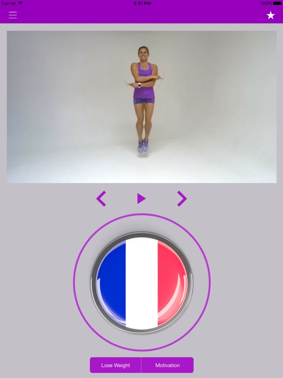 Screenshot #4 pour Corde à Sauter Exercices et Entraînement Routine