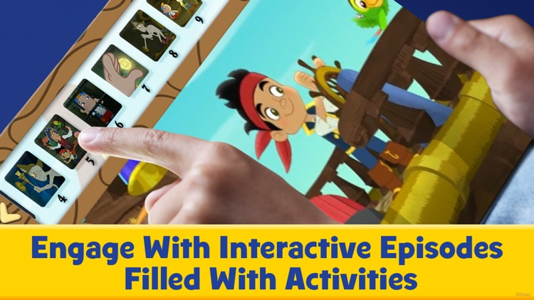 Disney Junior Appisodes screenshot-3